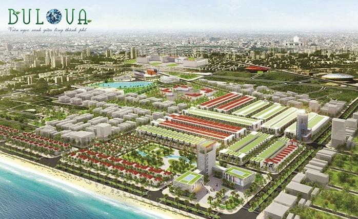 phoi canh 1450686575 Phú Gia Thịnh mở bán giai đoạn 2 Khu đô thị thương mại biển Bulova