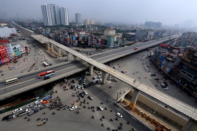 20160108101335 2082 Hà Nội : Hai dự án hầm chui lớn nhất được thông xe sáng nay
