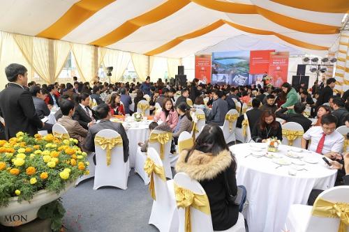 Image 267159388 ExtractWord 0 1574 3786 1453340047 Lễ mở bán dự án Mon City thu hút hàng trăm khách hàng tham dự