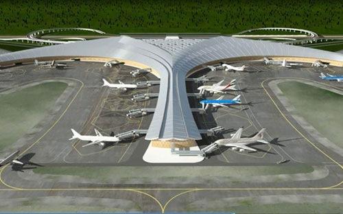 san bay long thanhcafeland 1456601934 Sân bay Long Thành được chính phủ tổ chức thi tuyển thiết kế